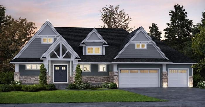 Ready To Build Home In Hidden Meadows Community