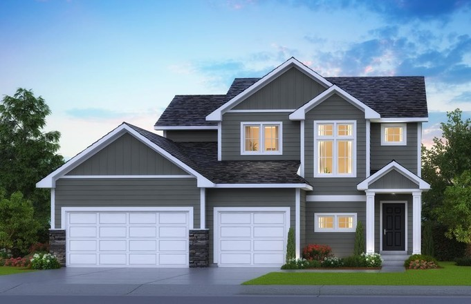 Ready To Build Home In Legacy at Northstar Community