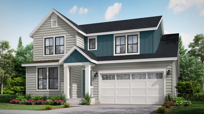 Ready To Build Home In Independence - The Pioneer Collection Community