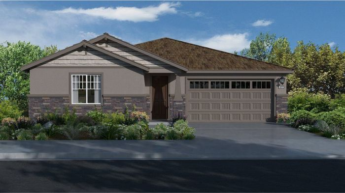 Ready To Build Home In Lapis at Barrett Ranch Community