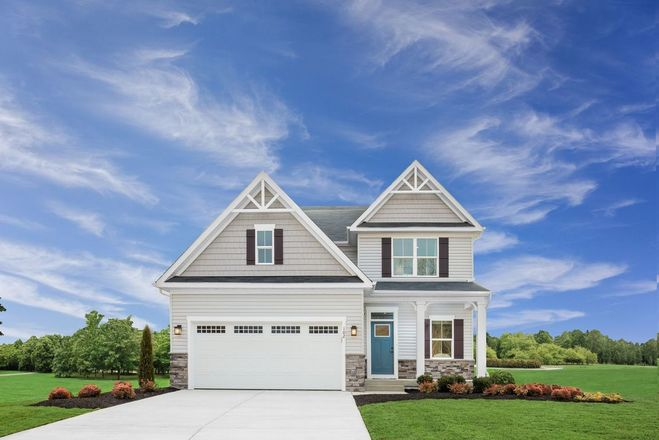 Ready To Build Home In Sunrise Junction Community