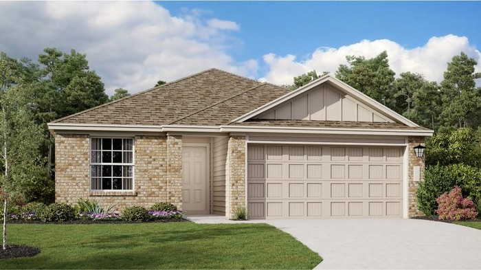 Ready To Build Home In Mission Del Lago - Barrington, Cottage, SH, WM Collections Community