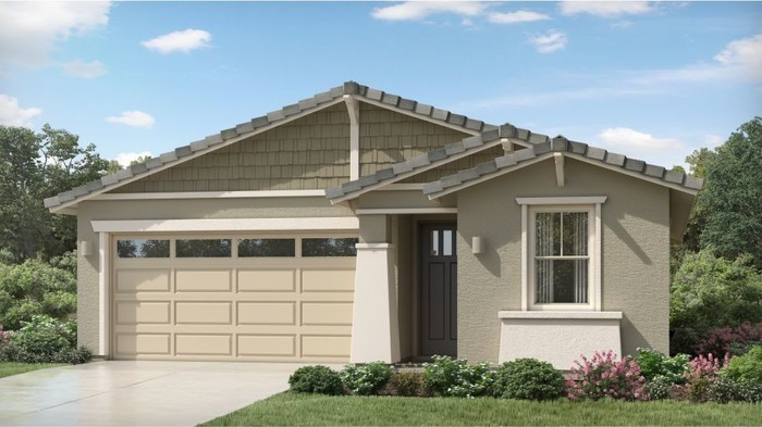 Ready To Build Home In Goldview - Discovery Community