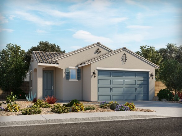 Ready To Build Home In The Enclave at Mission Royale - Classic Series Community