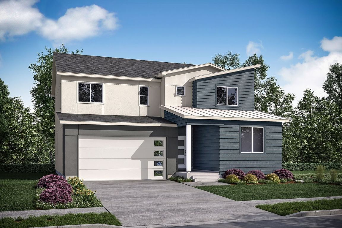 Ready To Build Home In Aurora Heights Community