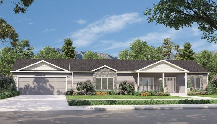 Ready To Build Home In Build on Your Lot by Seeger Homes Community
