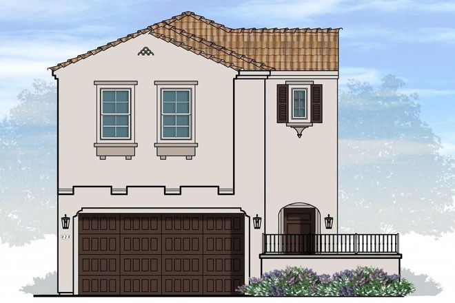 Ready To Build Home In Cadiz Community