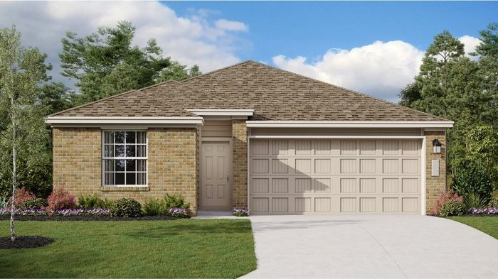 Ready To Build Home In Paloma - Barrington & Watermill Community