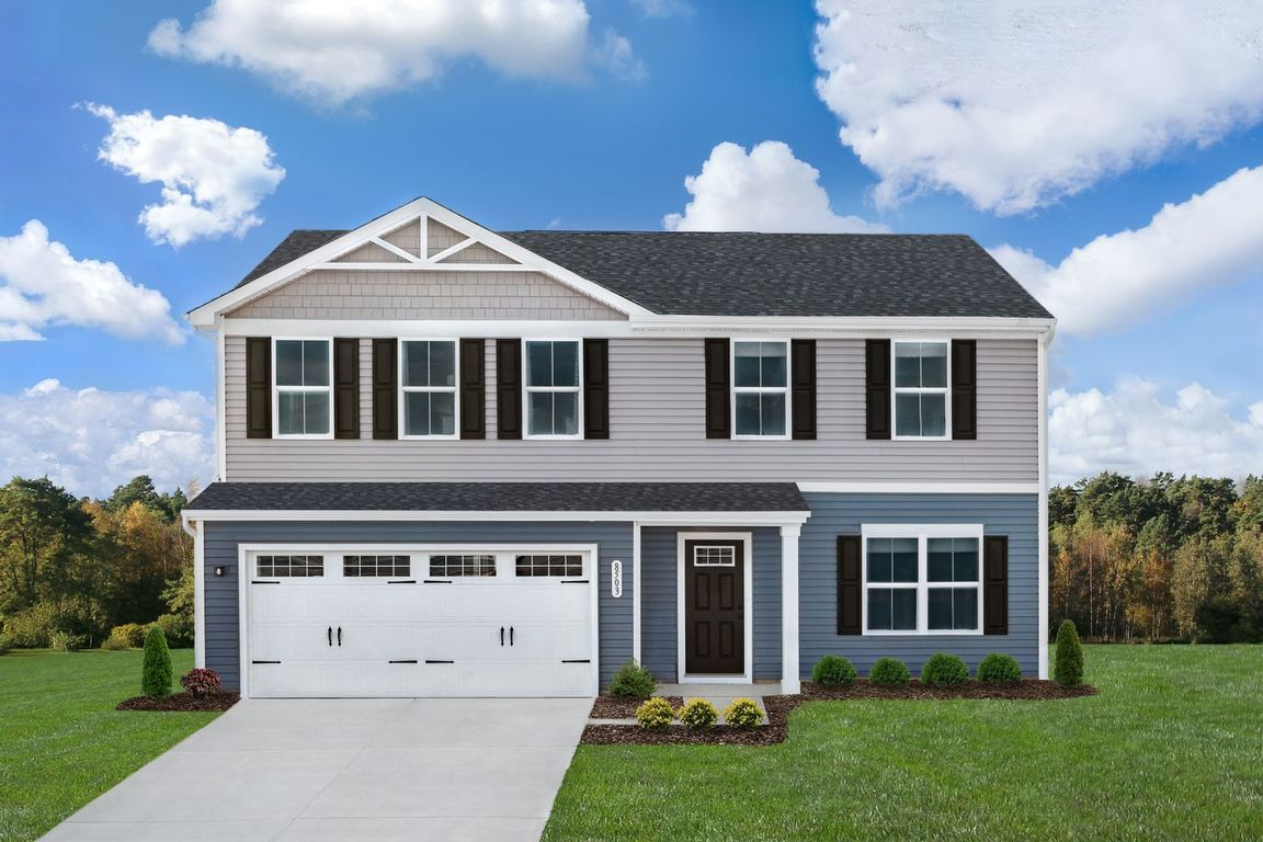 Ready To Build Home In Imperial Ridge Community