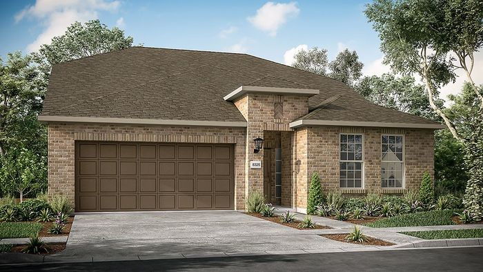 Ready To Build Home In Arrowhead Ranch 50s Community