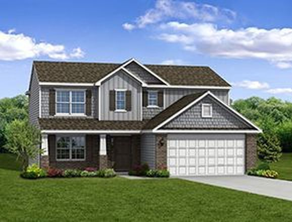 Ready To Build Home In Meadows at Sagebrook Community