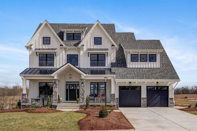 Ready To Build Home In Laurel Pointe Community