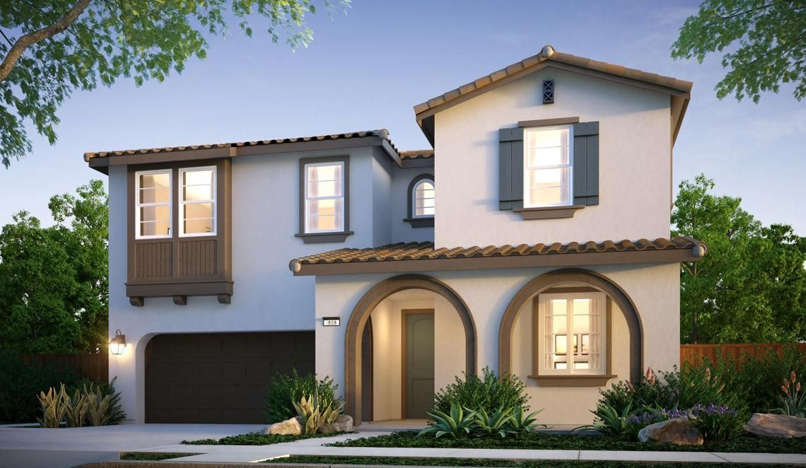 Ready To Build Home In Park Place Community