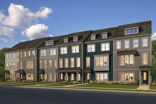 Ready To Build Home In Potomac Shores Community
