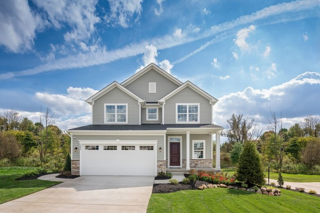Ready To Build Home In Riverwood Community