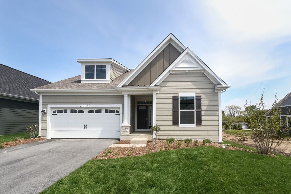 Move In Ready New Home In Wentworth of Kildeer Community