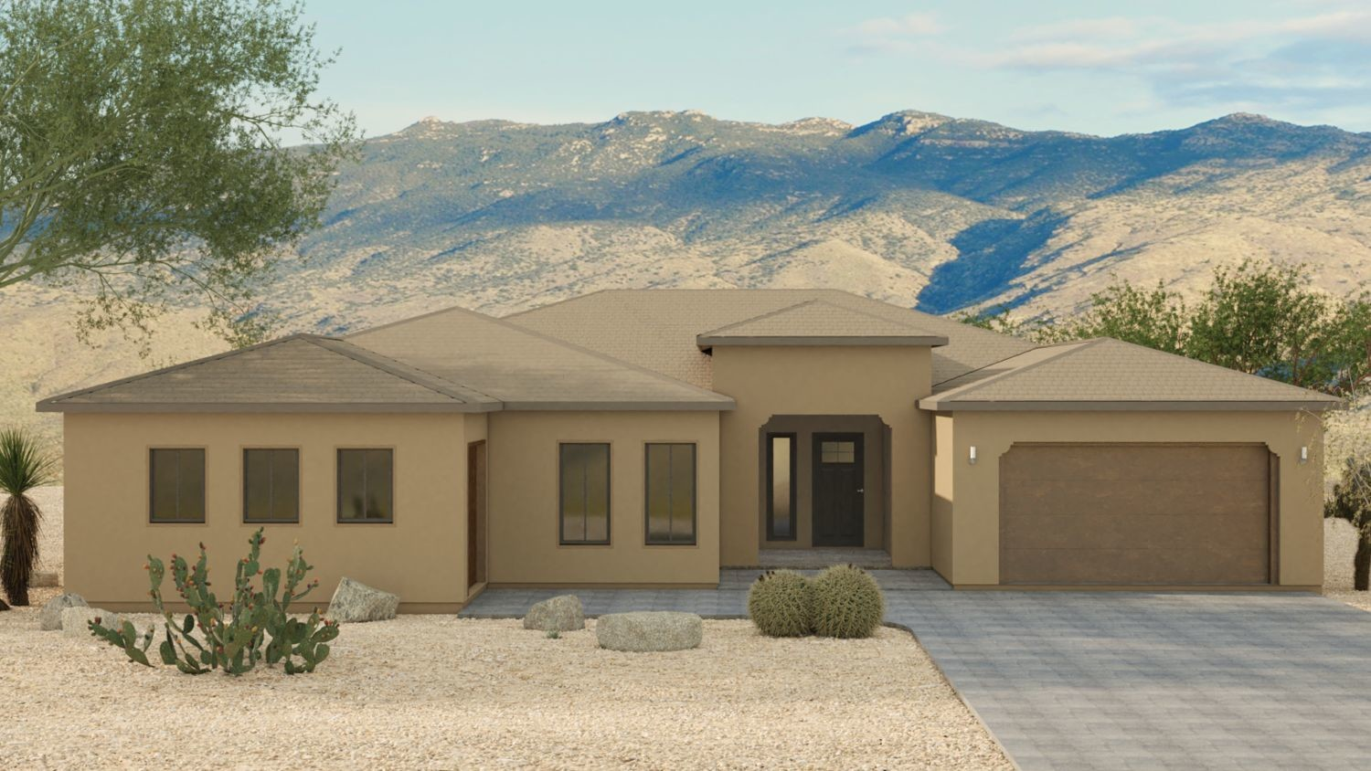 Ready To Build Home In Vermillion Community
