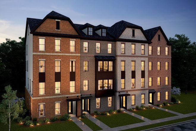 Ready To Build Home In The Lofts at Pender Oaks Community