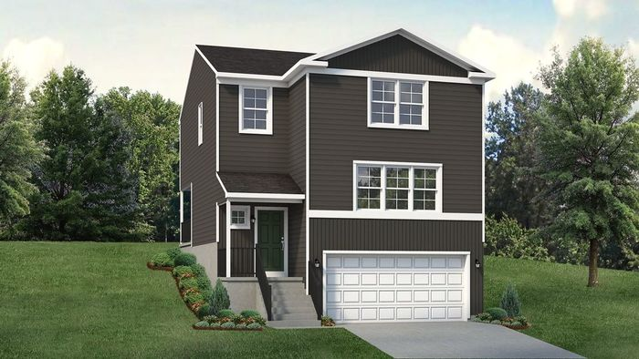 Ready To Build Home In Steeplechase Community