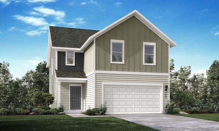 Ready To Build Home In Bratton Hill Community