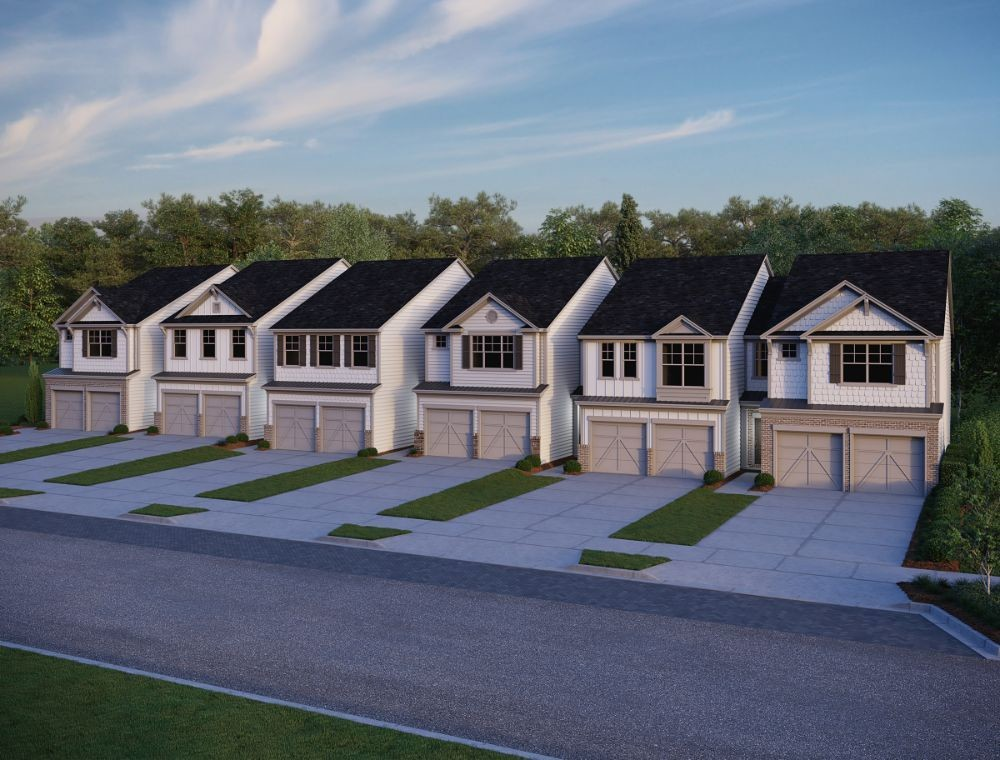 Ready To Build Home In Brookview Community