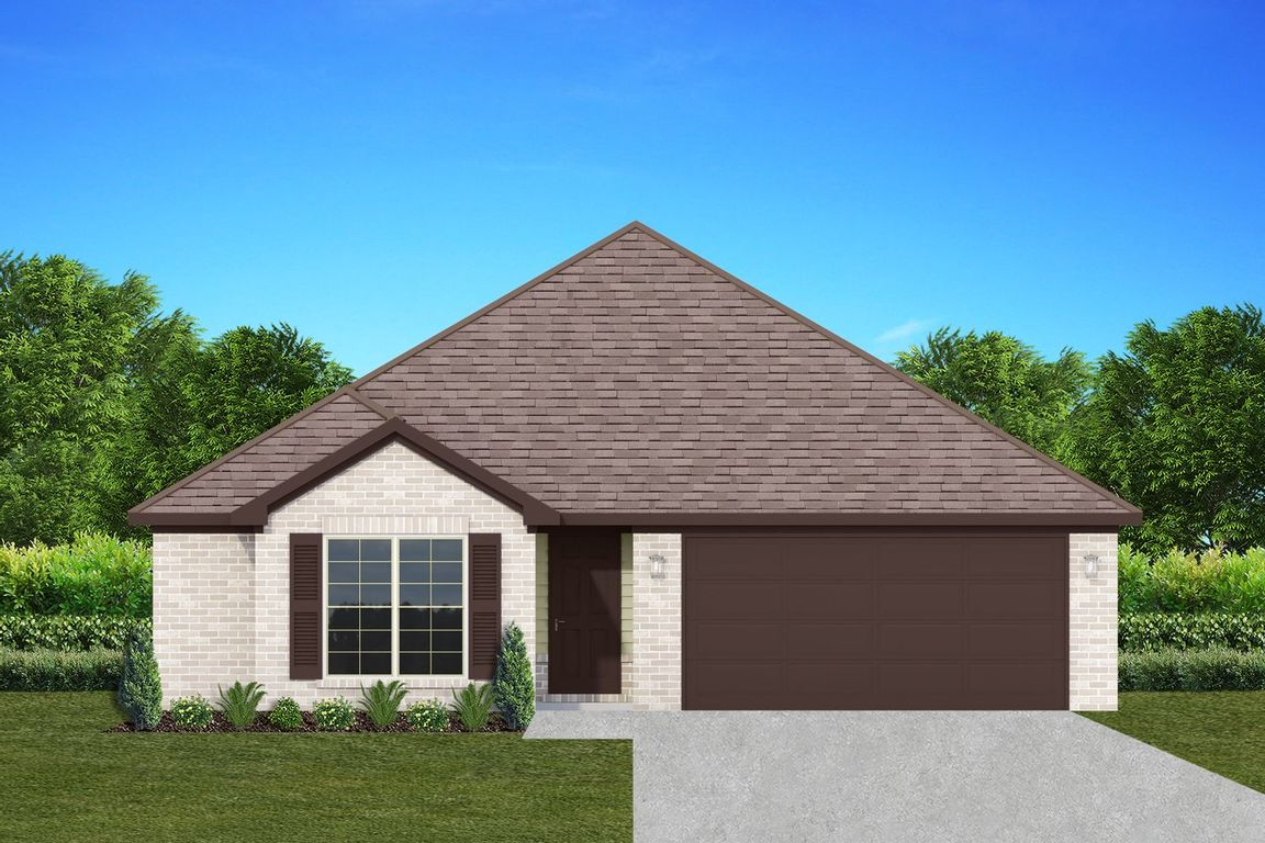 Ready To Build Home In The Haven of Cotton Lakes Community