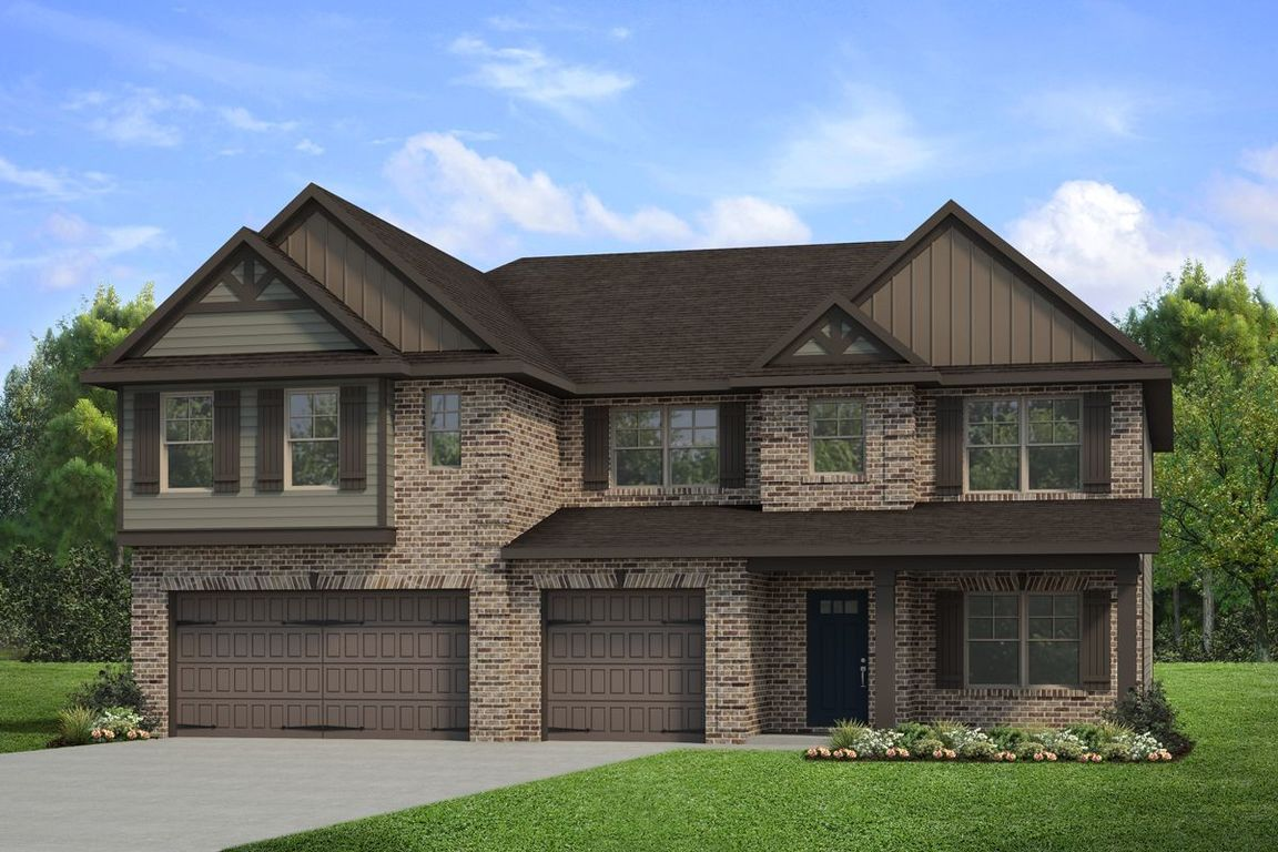 Ready To Build Home In Wyncreek Estates Community