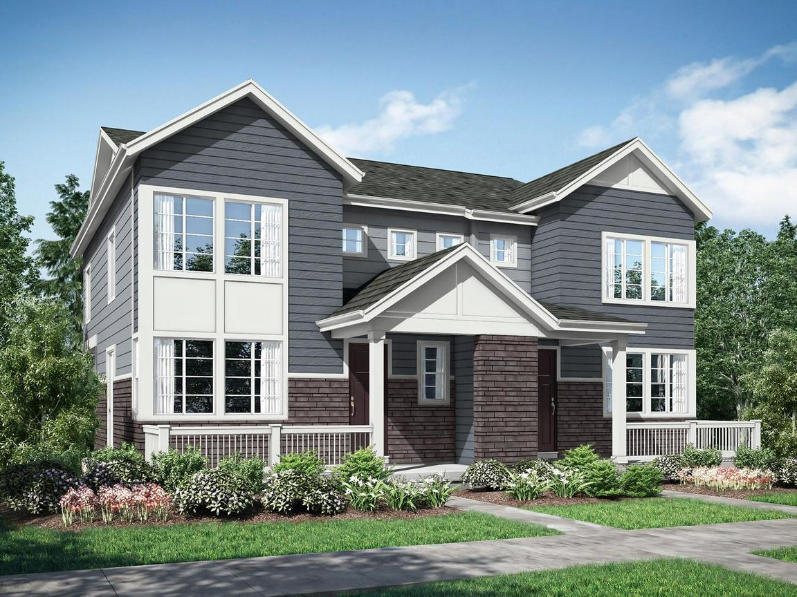 Ready To Build Home In Skyline Greens Community