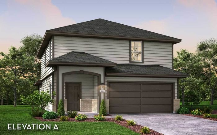 Ready To Build Home In Timber Trails Community