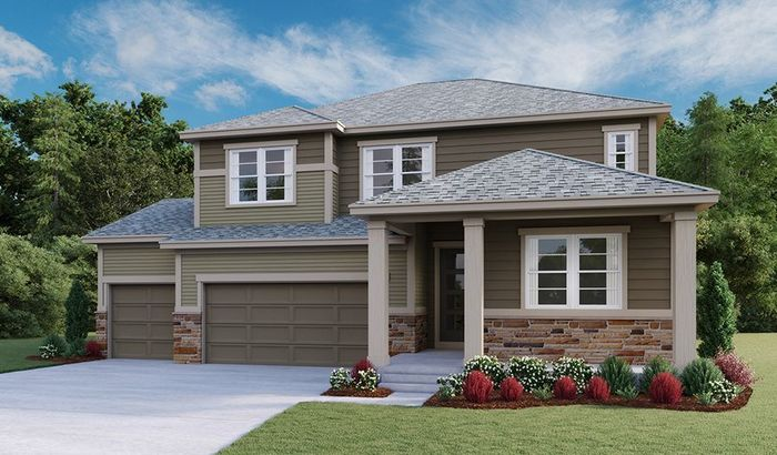 Ready To Build Home In Barefoot Lakes Community