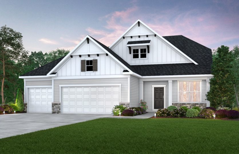 Ready To Build Home In Bellwether by Del Webb Community