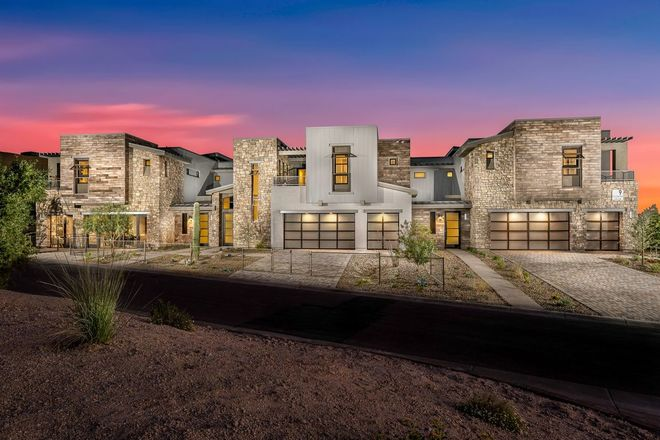 Ready To Build Home In The Retreat at Seven Desert Mountain Community