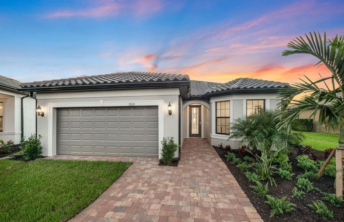 Ready To Build Home In Winding Cypress Community