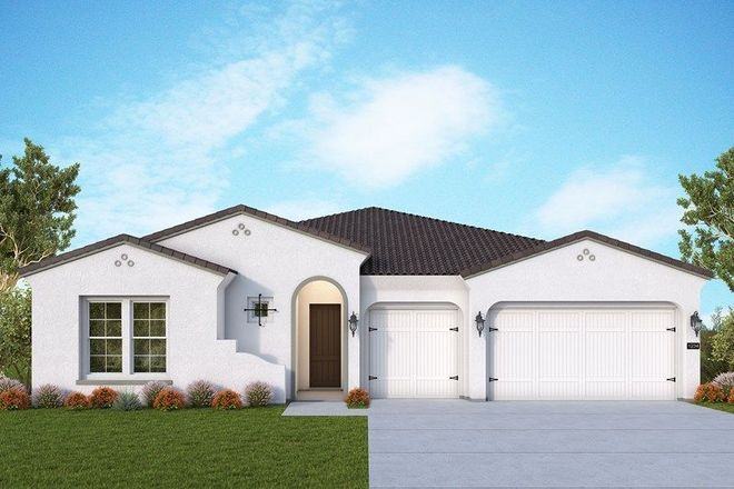 Ready To Build Home In Sierra at Alamar Community