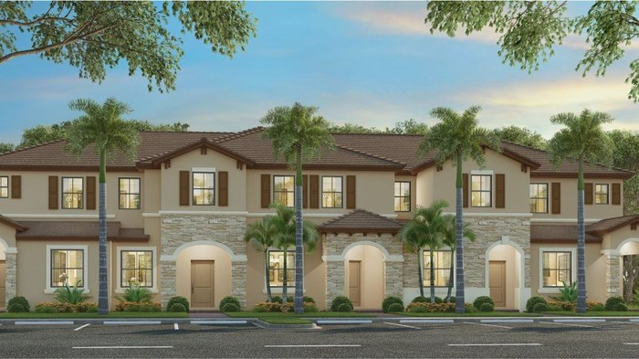 Ready To Build Home In Crystal Cay - Waverly Collection Community