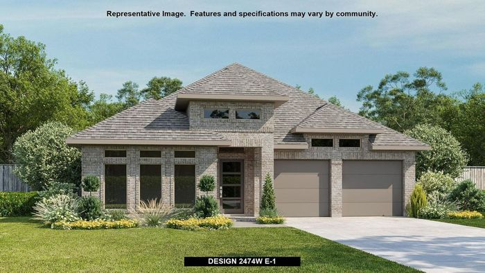 Ready To Build Home In Rancho Sienna 50' Community