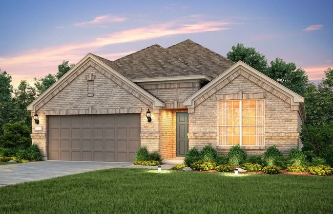 Ready To Build Home In West Cypress Hills Community