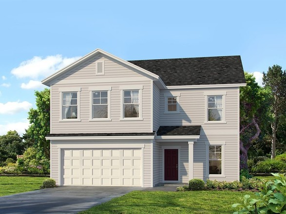 Ready To Build Home In Brookhaven Community