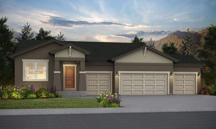 Ready To Build Home In University Park Community