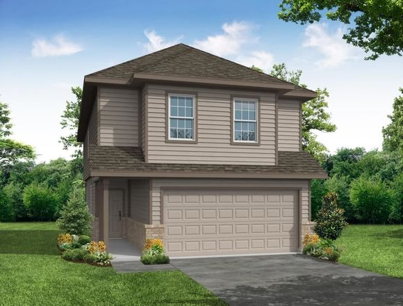 Ready To Build Home In Green Lake Meadow Community