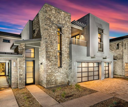 Move In Ready New Home In The Retreat at Seven Desert Mountain Community