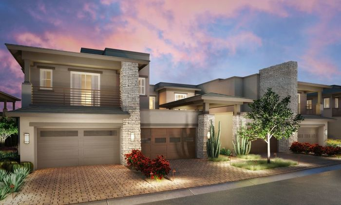 Move In Ready New Home In The Reserve Scottsdale Community