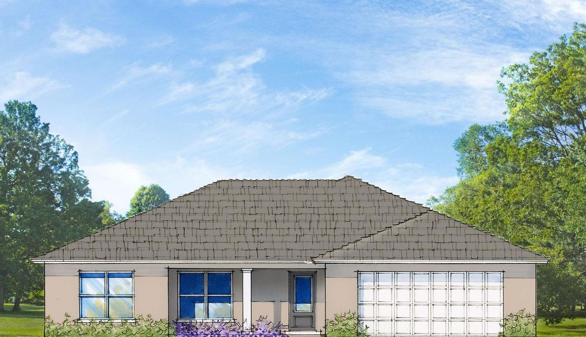 Move In Ready New Home In North Port Community
