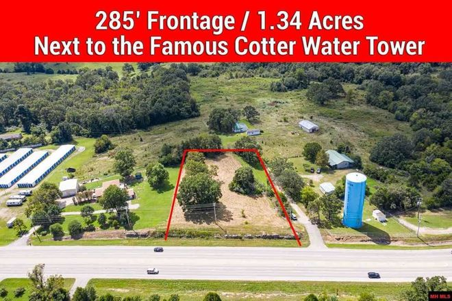 Lot In Cotter