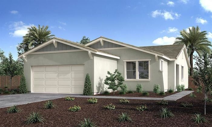 Ready To Build Home In Olivewood Community