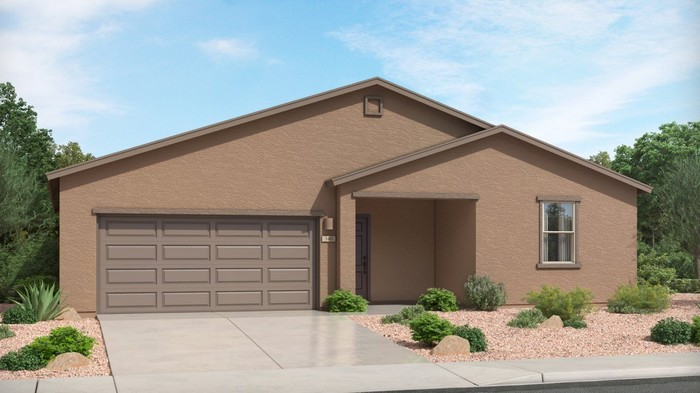 Ready To Build Home In Valencia Crossing Inspiration Collection Community