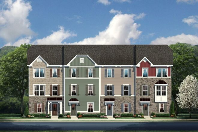 Ready To Build Home In Mapleview Community