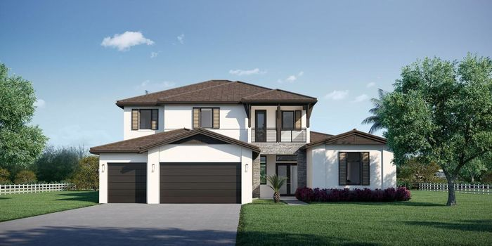 Ready To Build Home In Circle S Acre Estates Community