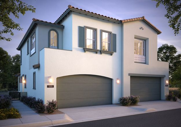 Ready To Build Home In Mariposa Community