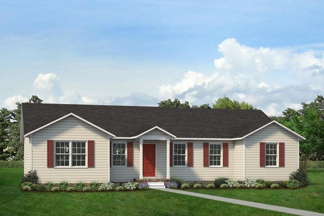 Ready To Build Home In ValueBuild Homes - Fayetteville - Build On Your Lot Community